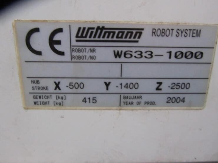 ROBOT WITTMANN