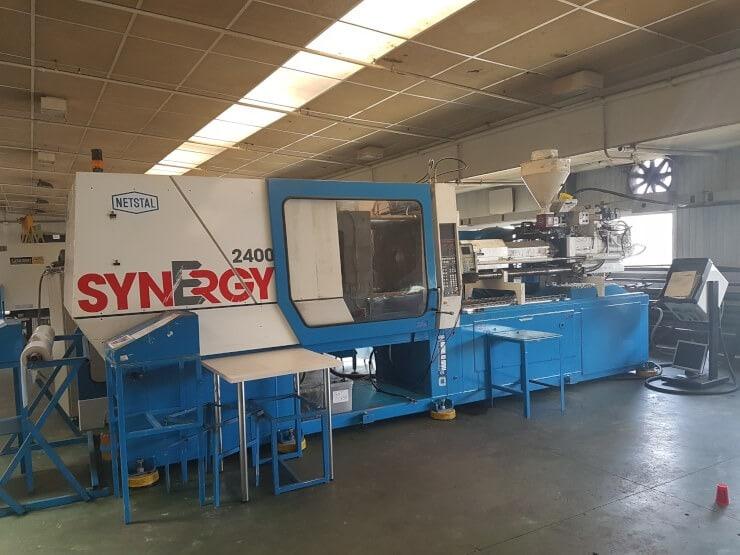 Netstal SYNERGY S-2400-900