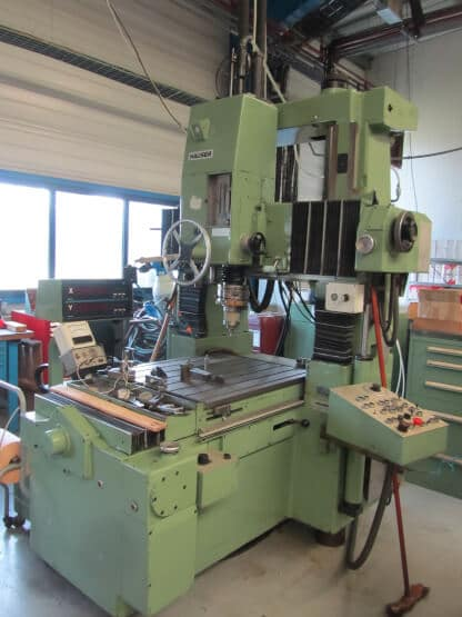 Rectifieuse cylindrique Hauser 5SM-DR