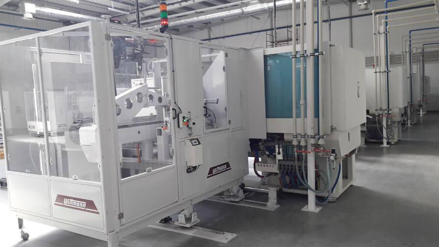 Battenfeld TM 180/750 IML System