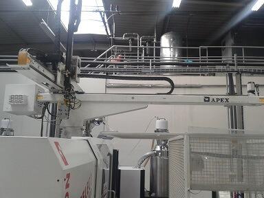Robot APEX CNC SB 1200 D