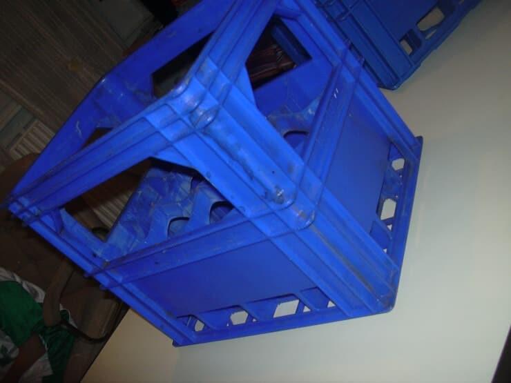Moule pour casier à bouteilles PEPSI COLA : 12 x 1 litres