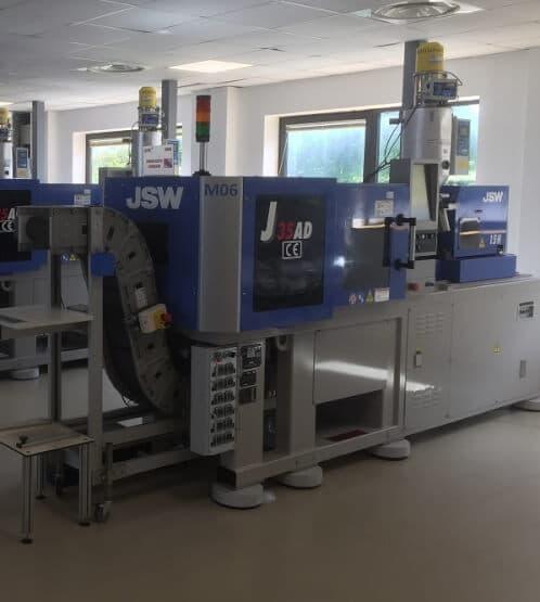 Presse à injecter JSW 35 Tonnes électrique année 2014