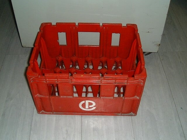 Moule pour casier a bouteilles PEPSI COLA 24 x 25 cl