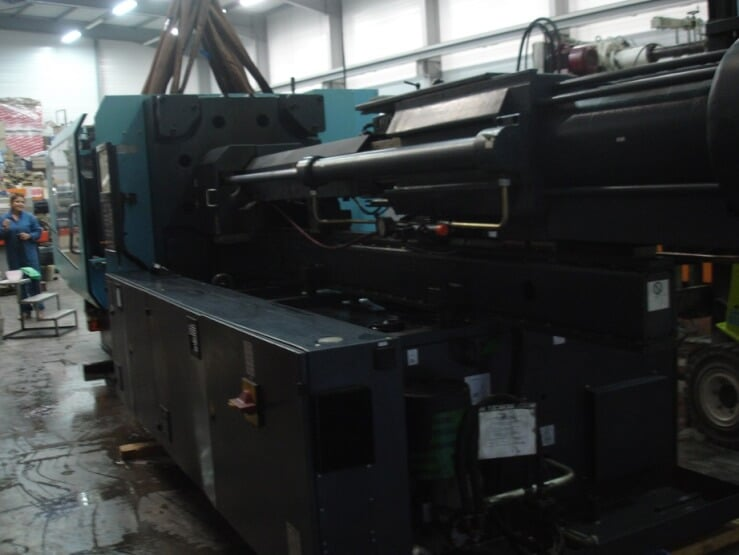 Presse à injecter DEMAG 350 / 720 – 2300 Systec