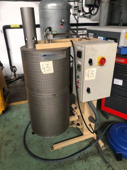 Système de décapage thermique SEGHERS SMC 220 L